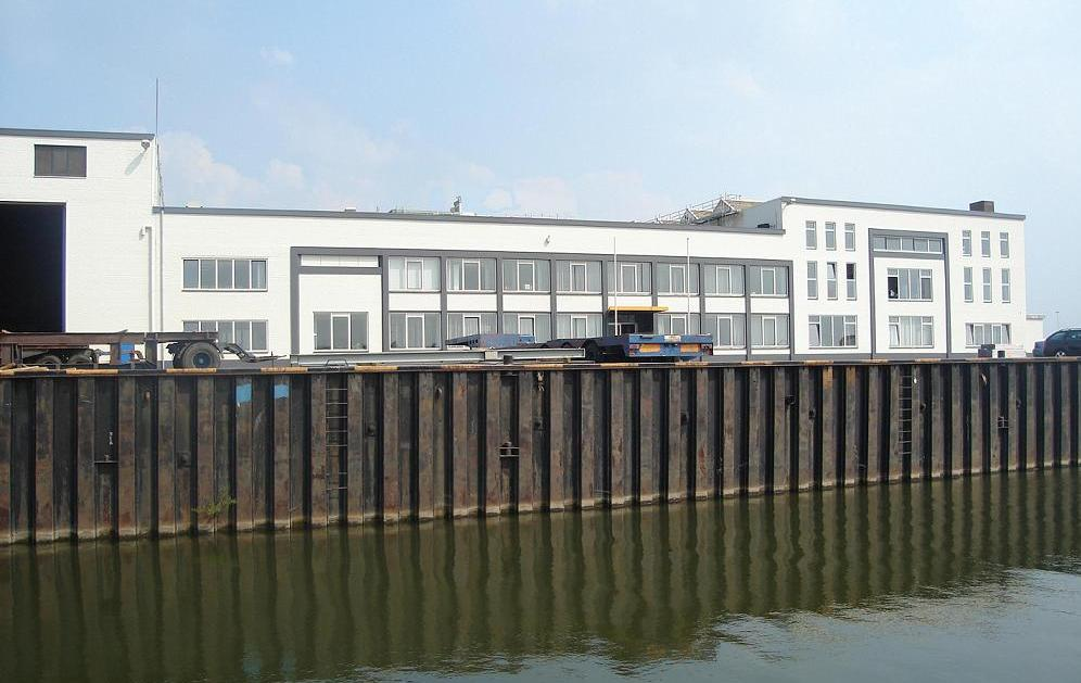 ANTONIUS Vesselheads BV Head Office